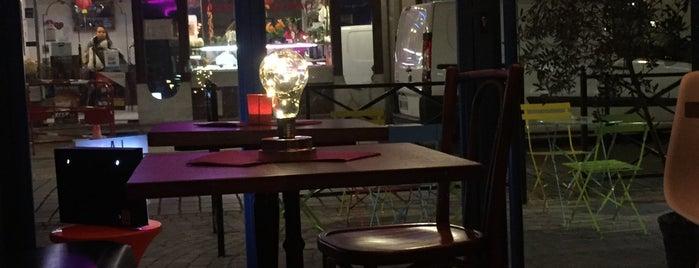 Les endroits où manger et boire dans Courbevoie