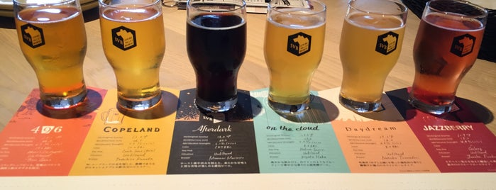 Spring Valley Brewery is one of Tokyo.