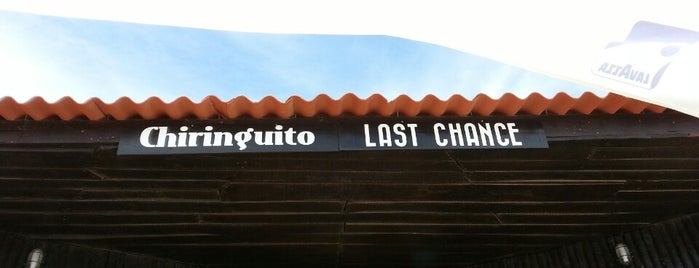 Chiringuito is one of Algarve.