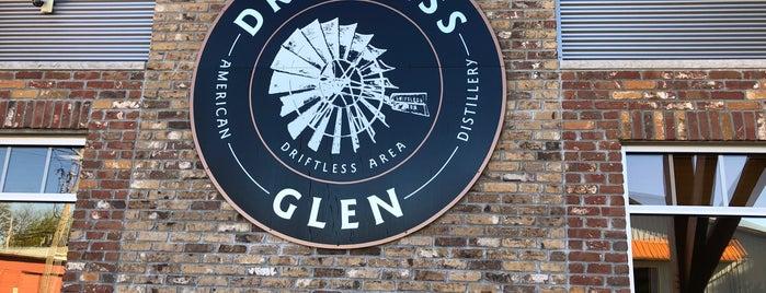 driftless glen distillery is one of Locais curtidos por Jillian.