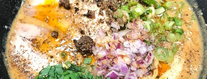 Mensho Tokyo is one of San Francisco Eats.