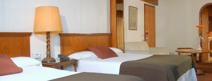 Hotel Posta Carretas Buenos Aires is one of Buenos Aires.
