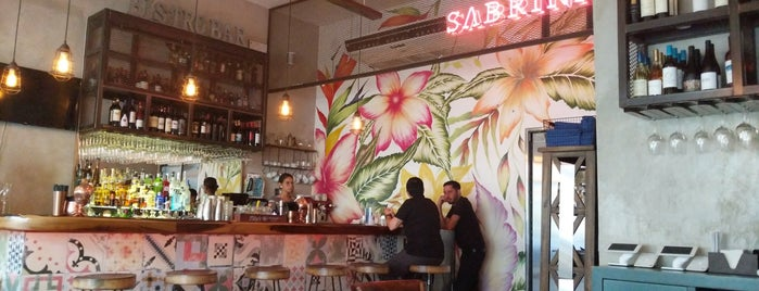 Sabrina is one of Puerto Rico Restaurants.