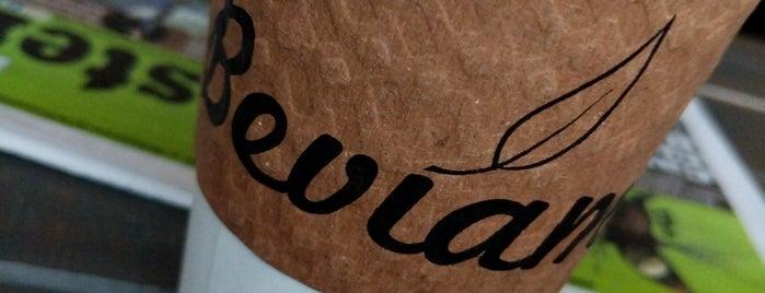 Beviamo Café is one of Local Coffee.