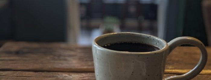 Six Shooter Coffee is one of Gespeicherte Orte von Ibrahim.