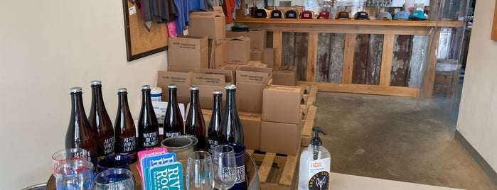 River Roost Brewery is one of New England Breweries.