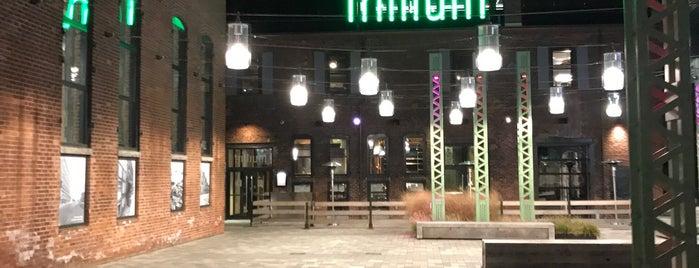 Trillium Brewing Company is one of Al 님이 좋아한 장소.