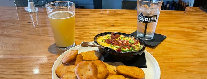 Odd Fellows Brewing is one of Home Rotation.