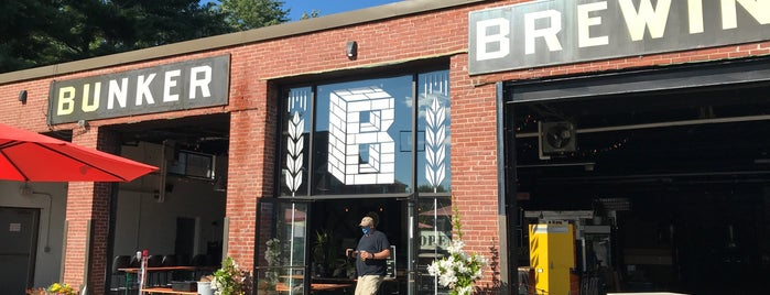 Bunker Brewing Co is one of Portlandiame.
