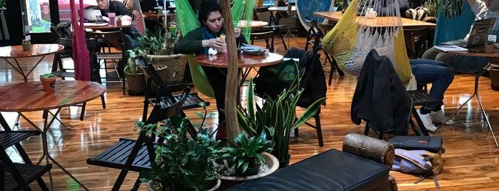 Café Con Todo is one of Lieux qui ont plu à Dat.