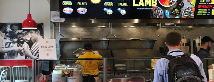 The Halal Guys is one of Boston.