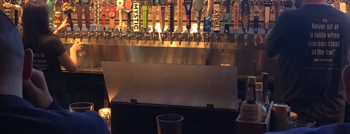 City Tap House is one of Weekend Brunch in Boston.