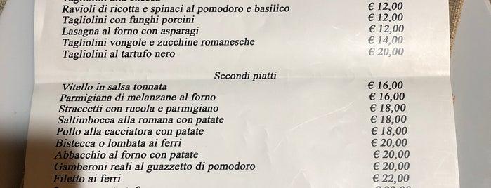 Osteria Del Sostegno is one of Roma.