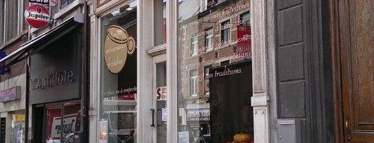 Soup Shop is one of สถานที่ที่ Vincent ถูกใจ.