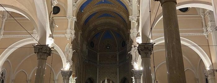 Santa Maria Delle Grazie Al Naviglio is one of Milano turistica.
