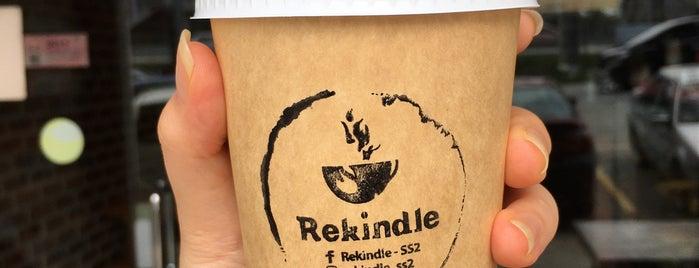 Rekindle is one of Jason: сохраненные места.