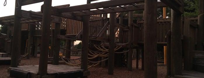 Phoenix Park Community Adventure Playground is one of Jeph 님이 좋아한 장소.