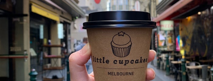 Little Cupcakes is one of Melbourne | Favourites.