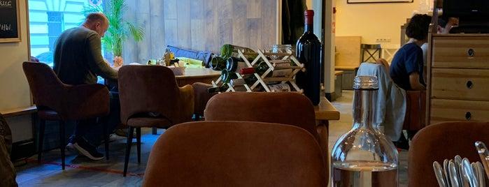 Catavina Bar & Kitchen is one of Еда в Москве.