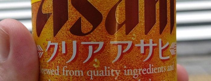 FamilyMart is one of Lieux qui ont plu à Shinichi.