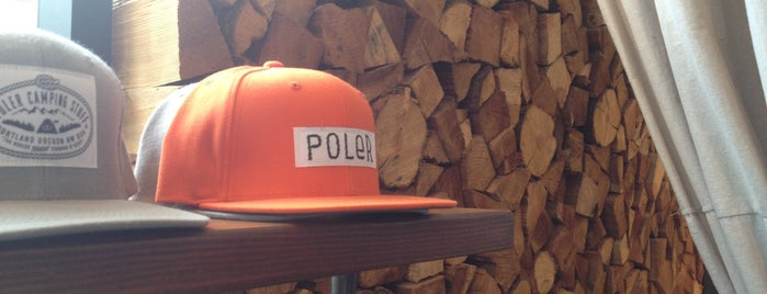 Poler Flagship Store is one of Portland.