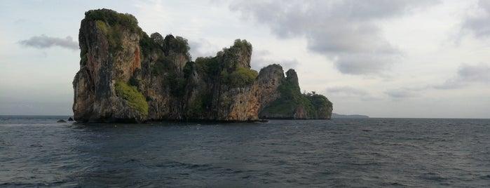 Andaman Sea is one of China: сохраненные места.