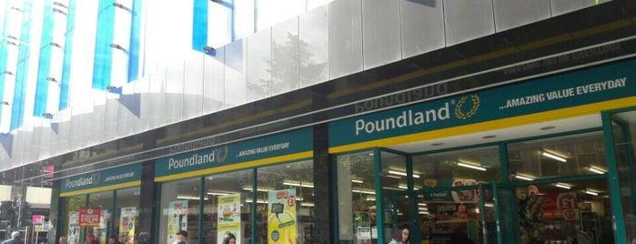 Poundland is one of สถานที่ที่ 9aq3obeya ถูกใจ.