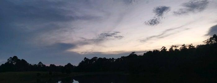 Sai Sorn Reservoir is one of Khao Yai.
