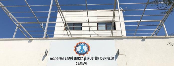 Bodrum Alevi Bektasi Dernegi is one of İbrahim 님이 좋아한 장소.
