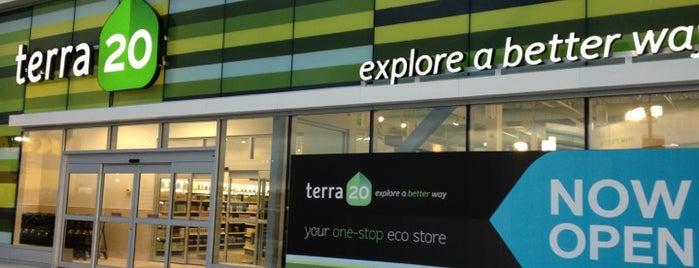 Terra20 is one of Lieux qui ont plu à A C.