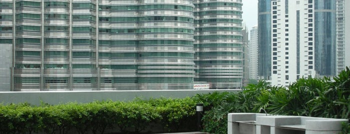 The Meritz Condominium, KLCC is one of Places around da world....