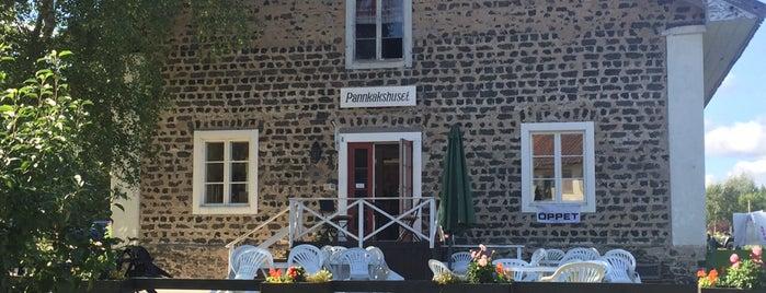Pannkakshuset Bockahästen Bed & Breakfast is one of Şebnem'in Beğendiği Mekanlar.