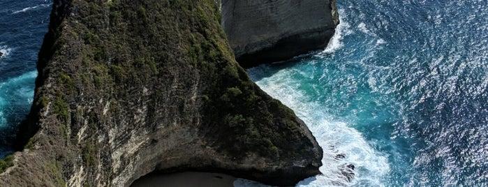 Kelingking Beach is one of 🇮🇩 Bali.