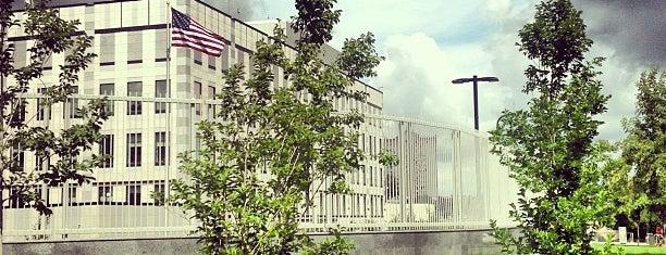 Посольство Сполучених Штатів Америки is one of Киев.