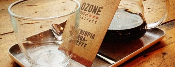 Ozone Coffee Roasters is one of More Coffee PLEASE!.