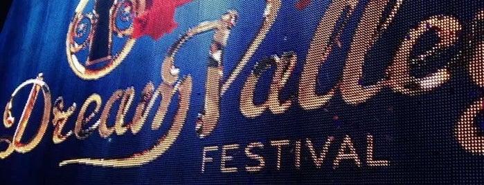 Dream Valley Festival is one of Beto Carrero World.