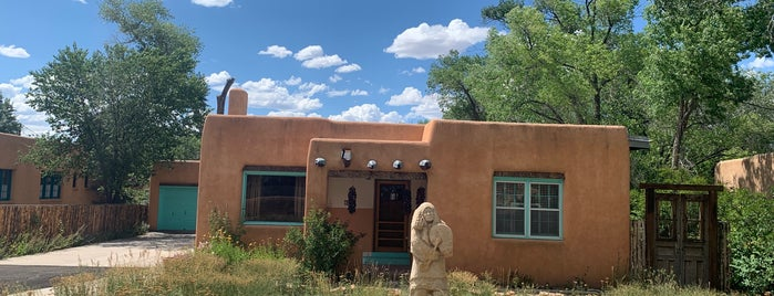 Taos, NM is one of New Mexico.