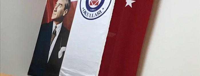 Özel Bil Temel Lisesi is one of Metin'in Beğendiği Mekanlar.