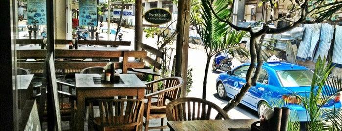 Extrablatt German Warung is one of Bali.