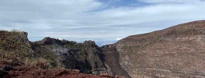 Mount Vesuvius Volcano is one of Villa Rizzo : понравившиеся места.