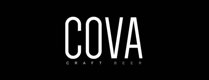 Cova Craft Beer is one of Lugares favoritos de Nahuel.