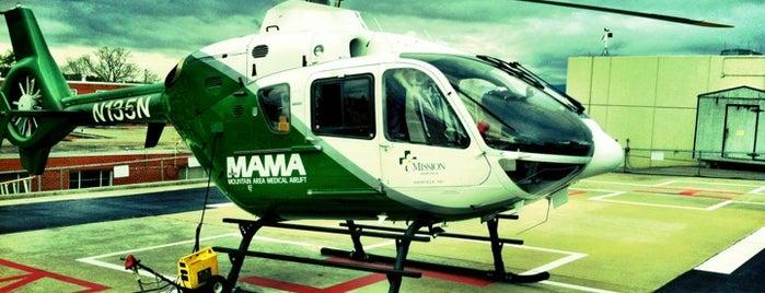 Mission Hospital is one of Lieux qui ont plu à JoAnn.