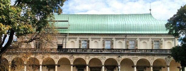 Královská zahrada is one of Praha - Prague - Praga.