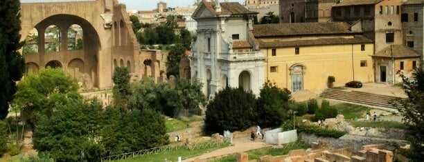 Palatino is one of Roma.