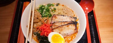 Ramen-San is one of The Best Ramen in Chicago.