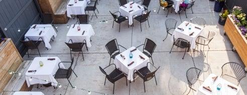 Brasserie 54 is one of Gespeicherte Orte von Tiffany.