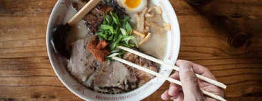 Wasabi Ramen is one of The Best Ramen in Chicago.