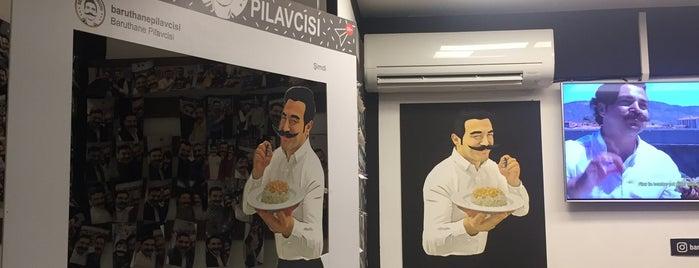 Baruthane Pilavcısı is one of İstanbul.