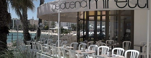 Gelateria Miretti is one of Ibiza.