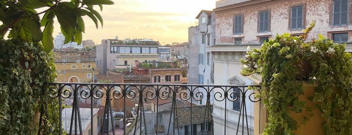 Hotel Campo De' Fiori is one of Rome.